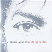Click here for more info about 'Michael Jackson - You Rock My World'