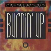 Click here for more info about 'Michael Jonzun - Burnin' Up'