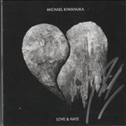 Click here for more info about 'Michael Kiwanuka - Love & Hate - Autographed'