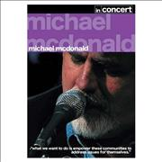 Click here for more info about 'Michael McDonald - Michael McDonald In Concert'