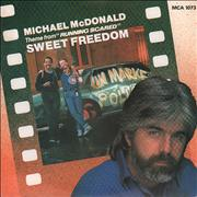 Click here for more info about 'Michael McDonald - Sweet Freedom'