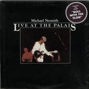 Click here for more info about 'Michael Nesmith - Live At The Palais - stickered shrink'