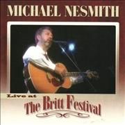 Click here for more info about 'Michael Nesmith - Live at the Britt Festival'
