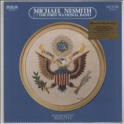 Click here for more info about 'Michael Nesmith - Magnetic South - 180gm Clear Vinyl - Sealed'