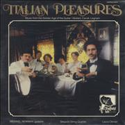 Click here for more info about 'Michael Newman - Italian Pleasures - 180gm'