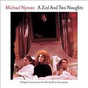 Click here for more info about 'Michael Nyman - A Zed And Two Noughts OST'
