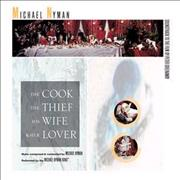 Click here for more info about 'Michael Nyman - The Cook, The Thief, His Wife And Her Lover OST'