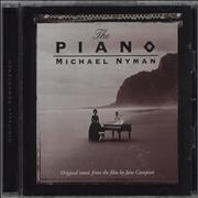Click here for more info about 'Michael Nyman - The Piano: Music From The Motion Picture'