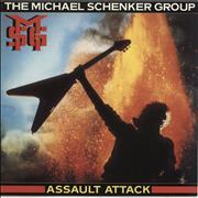 Click here for more info about 'Assault Attack + Merchandise Insert'