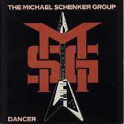 """Michael Schenker Group Dancer UK 12"""" vinyl"""