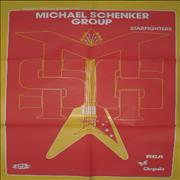 Click here for more info about 'Michael Schenker Group - Michael Schenker Group  - Starfighters'
