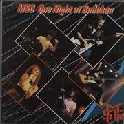 Click here for more info about 'Michael Schenker Group - One Night At Budokan - Gold Stamped'