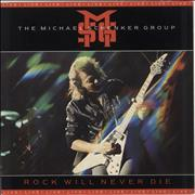 Click here for more info about 'Michael Schenker Group - Rock Will Never Die'