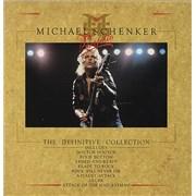 Michael Schenker Group The Michael Schenker Portfolio UK 2-LP vinyl set