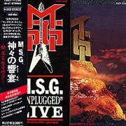 Michael Schenker Group Unplugged Live - Limited Edition Japan CD album Promo