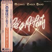 Click here for more info about 'Michael Zager - Life's A Party - White label + Obi'