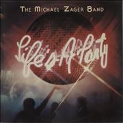 Click here for more info about 'Michael Zager - Life's A Party'