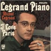 Click here for more info about 'Michel Legrand - Legrand Piano'