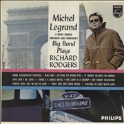 Click here for more info about 'Michel Legrand - Plays Richard Rodgers'
