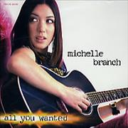 Click here for more info about 'Michelle Branch - All You Wanted'