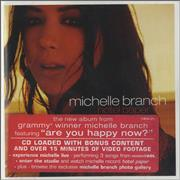 Click here for more info about 'Michelle Branch - Hotel Paper - Enhanced CD'