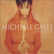 Click here for more info about 'Michelle Gayle - Do You Know - CD1'