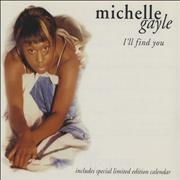 Click here for more info about 'Michelle Gayle - I'll Find You - With Calendar'