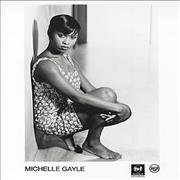 Click here for more info about 'Michelle Gayle - Publicity Photograph'