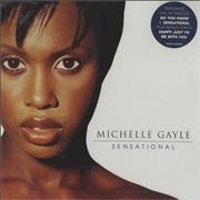 Click here for more info about 'Michelle Gayle - Sensational'