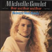 Click here for more info about 'Michelle Goulet - Over And Over And Over'