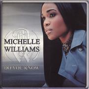 Click here for more info about 'Michelle Williams - Do You Know'