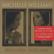 Click here for more info about 'Michelle Williams - Heart To Yours / Do You Know'