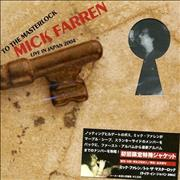 Click here for more info about 'Mick Farren - To The Masterlock: Live In Japan 2004'