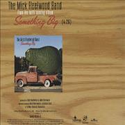 Click here for more info about 'Mick Fleetwood - Something Big'