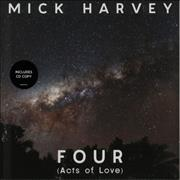 Click here for more info about 'Mick Harvey - FOUR (Acts Of Love)'