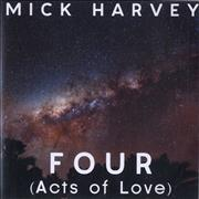 Click here for more info about 'Mick Harvey - Four [Acts Of Love]'
