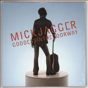 Click here for more info about 'Mick Jagger - Goddess In The Doorway - Half-Speed Mastered - Sealed'