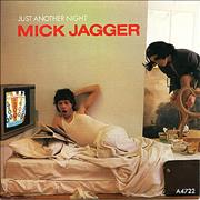 Click here for more info about 'Mick Jagger - Just Another Night'