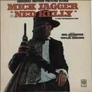 Click here for more info about 'Mick Jagger - Ned Kelly - Orig Red & Pink Label'
