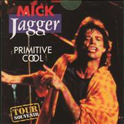 Click here for more info about 'Mick Jagger - Primitive Cool - sticker seal'