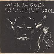 Click here for more info about 'Mick Jagger - Primitive Cool - Gold Stamped'