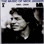 Click here for more info about 'Mick Jagger - The Music Of Mick Jagger 1985-2008'