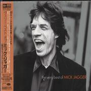 Click here for more info about 'The Very Best Of Mick Jagger'