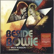Click here for more info about 'Mick Ronson - Beside Bowie: The Mick Ronson Story (The Soundtrack) - 180gm'