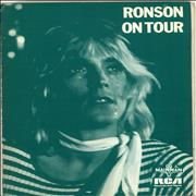 Click here for more info about 'Mick Ronson - Ronson On Tour - Fan Club Pack + Flexidisc'