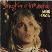 Click here for more info about 'Mick Ronson - Slaughter On 10th Avenue - Dynaflex - VG'