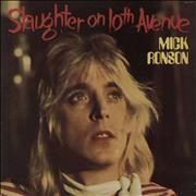 Click here for more info about 'Mick Ronson - Slaughter On 10th Avenue - VG'