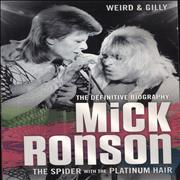 Click here for more info about 'Mick Ronson - The Spider With Platinum Hair'