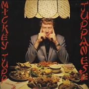 Mickey Jupp Juppanese - Blue Vinyl UK vinyl LP