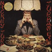 Mickey Jupp Juppanese UK picture disc LP